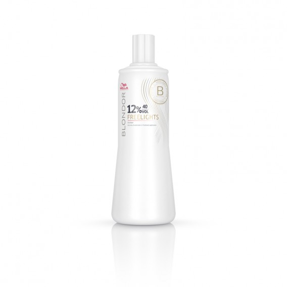 Wella Blondor Freelights Developer 12% 1 Litre