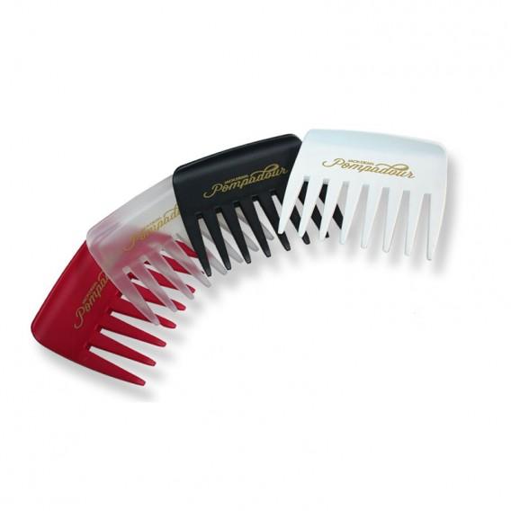 Jack Dean Pompadour Comb Assorted Colours x1