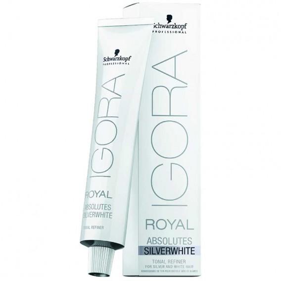 d2770997cb Schwarzkopf Igora Royal Absolutes Silverwhite 60ml | Salons Direct