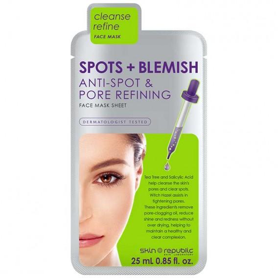 Skin Republic Spots & Blemish Face Mask