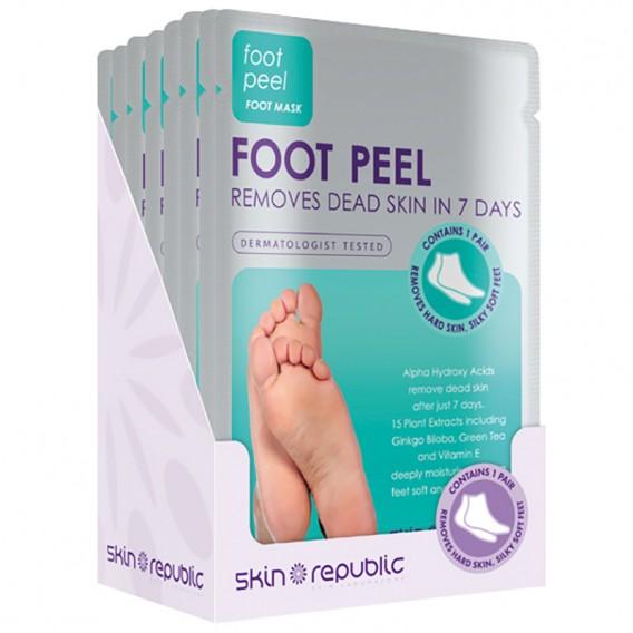 Skin Republic Foot Peel 40g