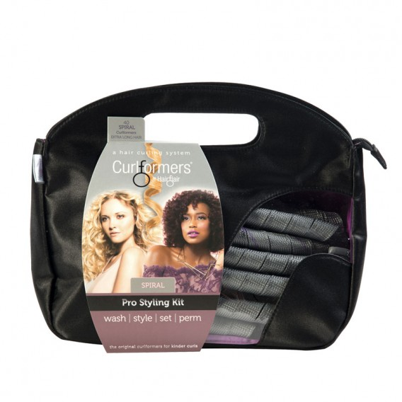 Curlformers Spiral Curls Pro Styling Kit 40pk