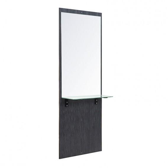 Lotus Lincoln Grey Mirror Unit