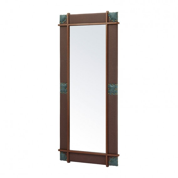Lotus Jackson Brown Mirror Unit