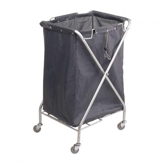 Lotus Poplar Towel Basket