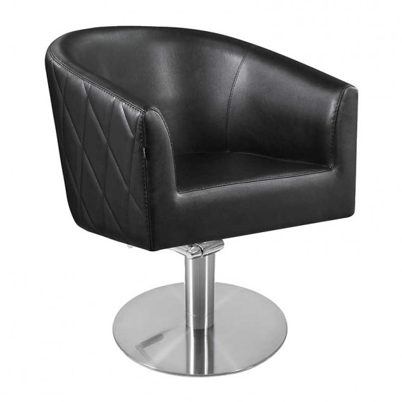 Lotus Franklin Black Styling Chair Salons Direct