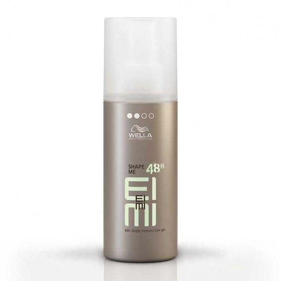 EIMI Shape Me 48hr Shape Memory Hair Gel 150ml by Wella Professionals