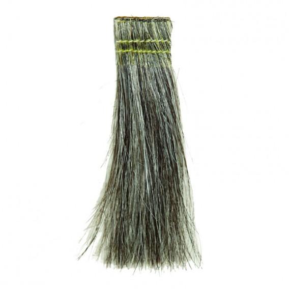 Pivot Point Dark Grey Hair Swatches 12 pieces