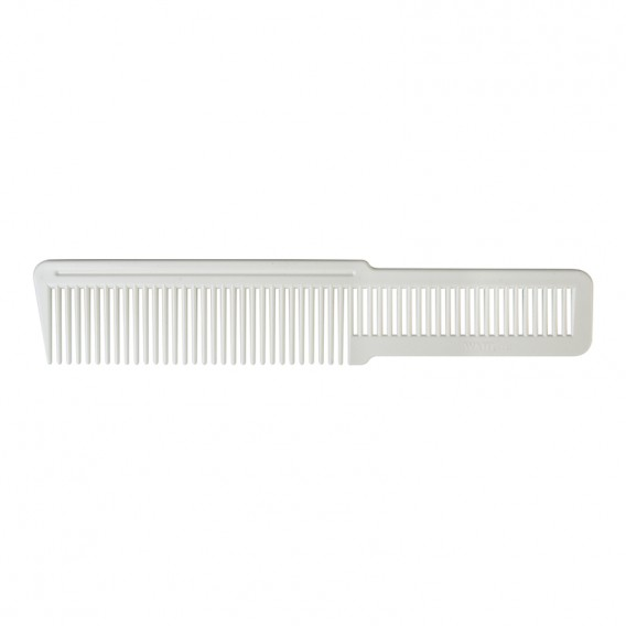 Wahl Flat Top Comb White