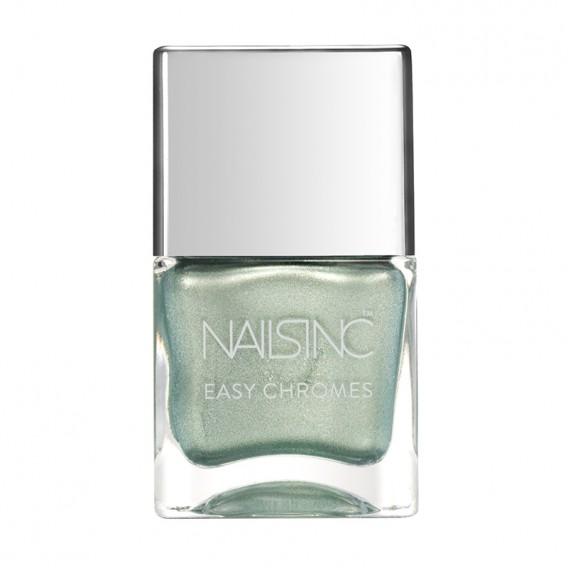 Nails Inc Easy Chrome Nail Polish 14ml