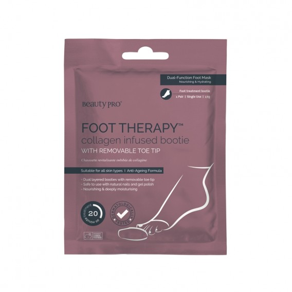 BeautyPro FOOT THERAPY Collagen Bootie 17g