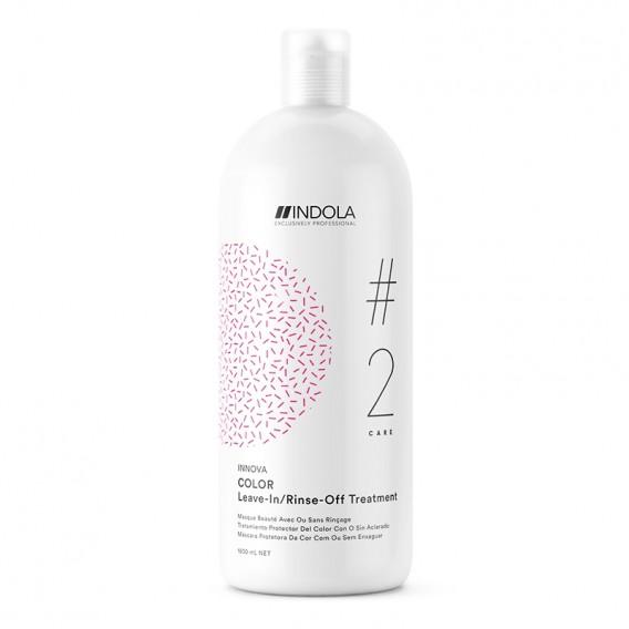 Indola Innova Color Leave-In Treatment Cream 1500ml
