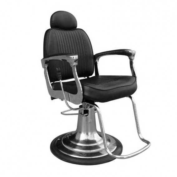 Amazing Lotus Mason Barber Chair Black Gmtry Best Dining Table And Chair Ideas Images Gmtryco