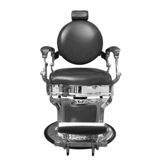 Lotus Gilmour Barber Chair Black