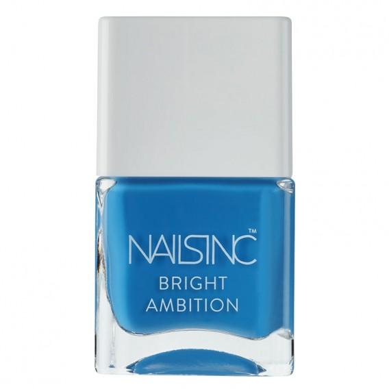Nails Inc Bright Ambition Nail Polish 14ml