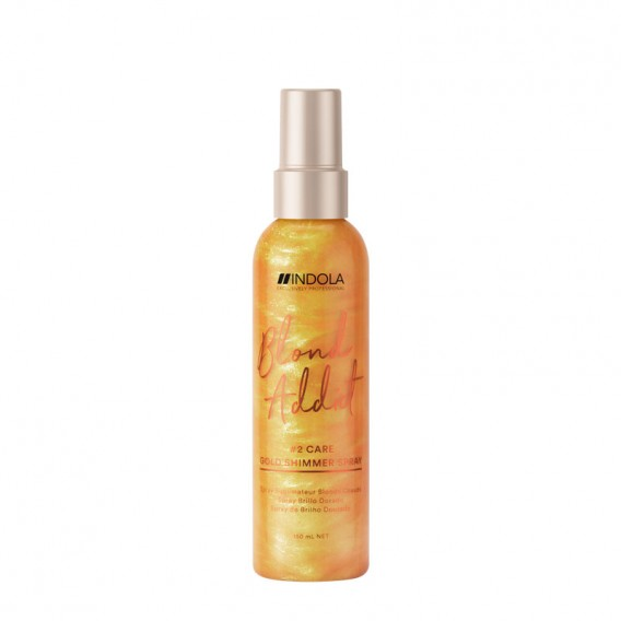 Indola Blond Addict Shimmer Spray