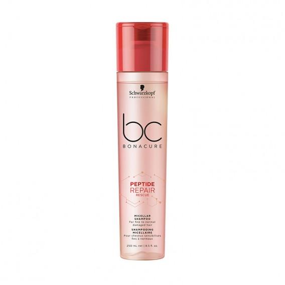 Bonacure Peptide Repair Rescue Micellar Shampoo