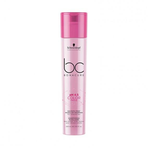 Bonacure pH 4.5 Color Freeze Micellar Sulfate Free Shampoo