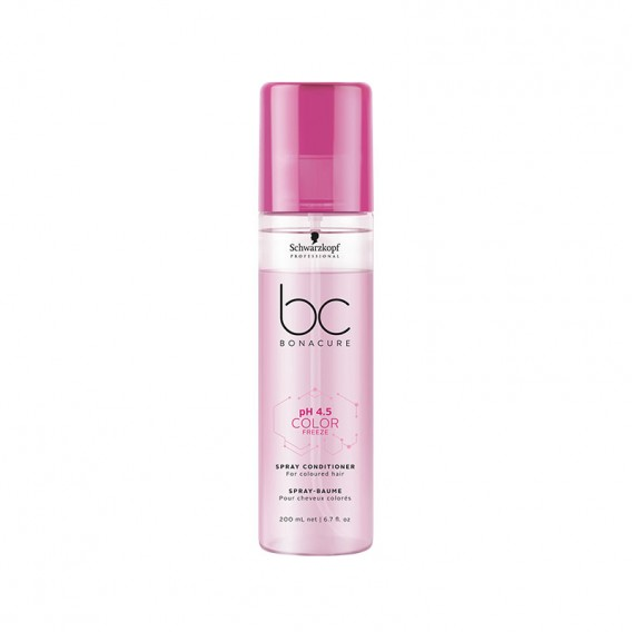 Bonacure pH 4.5 Color Freeze Spray Conditioner