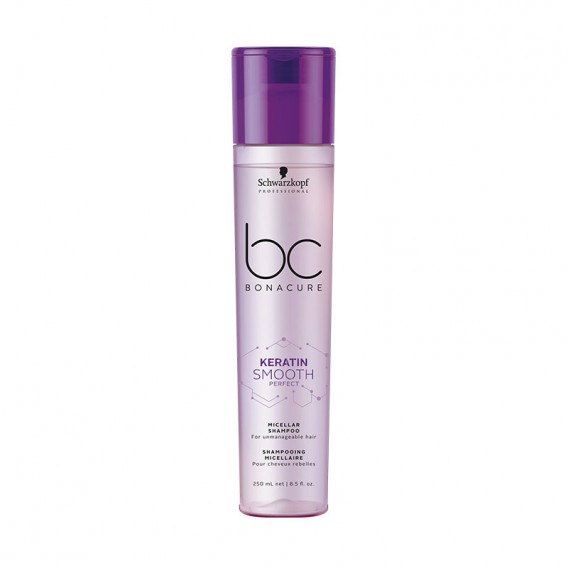 Bonacure Keratin Perfect Smooth Micellar Shampoo