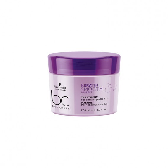 Bonacure Keratin Perfect Smooth Treatment