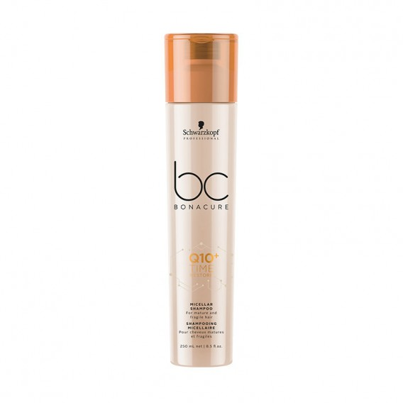 Bonacure Q10 Ageless Micellar Shampoo