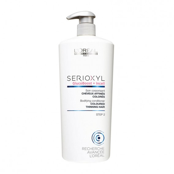 L'Oreal SERIOXYL Colour Thinning Conditioner 1000ml
