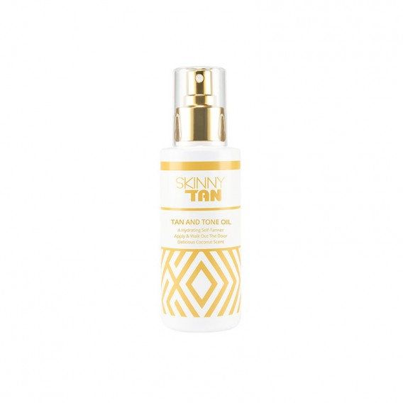 Skinny Tan & Tone Oil 145ml