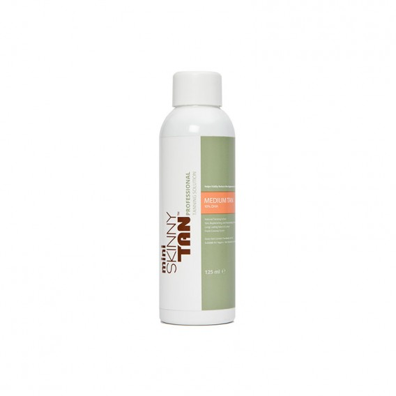 Skinny Tan Medium Professional Solution