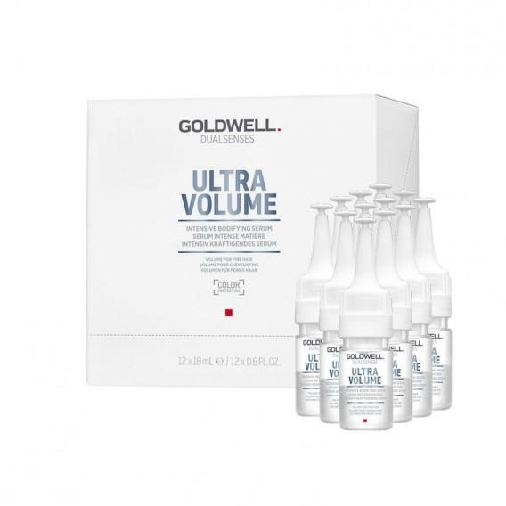 Goldwell Dualsenses Ultra Volume Leave In Serum 12 x 18ml