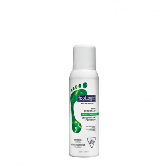 Footlogix Foot Deodorant Spray 125ml