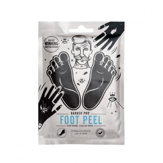 BARBER PRO Foot Peel Treatment Bootie