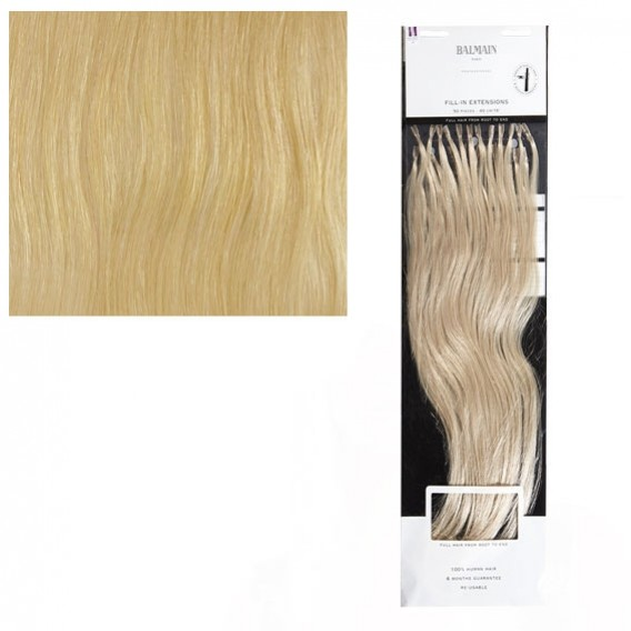 Balmain Prebonded Fill-in Extensions Human Hair 40cm