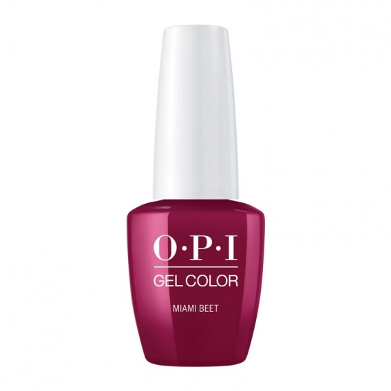 OPI Gel Color Miami Beet 15ml