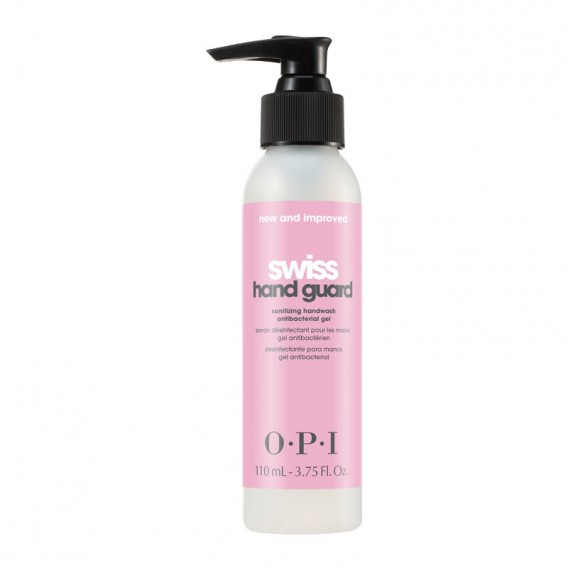 OPI Swiss Guard Antiseptic Handwash Gel
