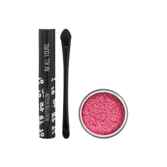Beauty BLVD Glitter Lips - Coral Reef