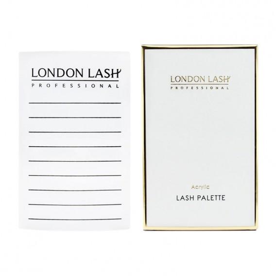 London Lash Acrylic Plain Palette