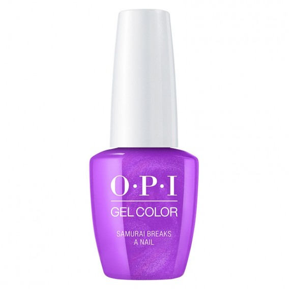 OPI Gel Color Samurai Breaks A Nail Tokyo Collection 15ml