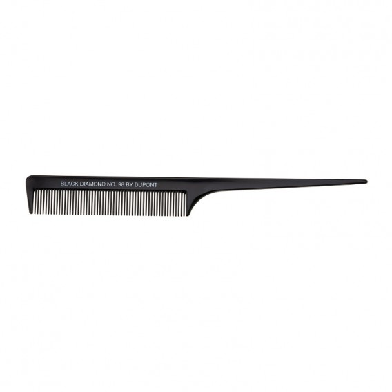 Black Diamond Tail Comb