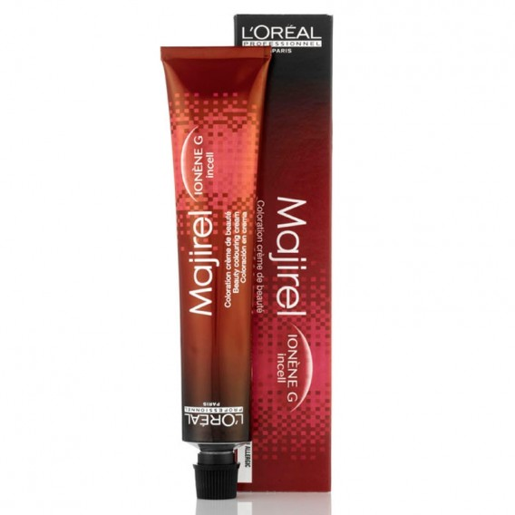 L'Oreal Majirel 50ml 5.32 Light Golden Iridescent Brown