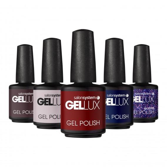 Gellux Keep A Secret Collection Gel Polish 15ml