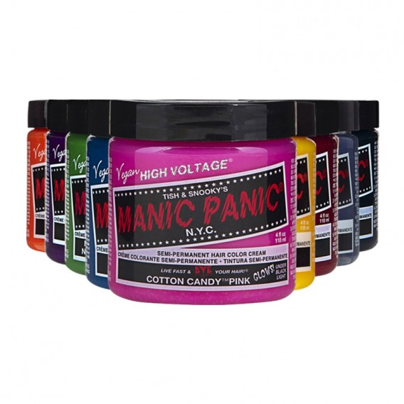 Manic Panic High Voltage Classic Hair Colour 118ml