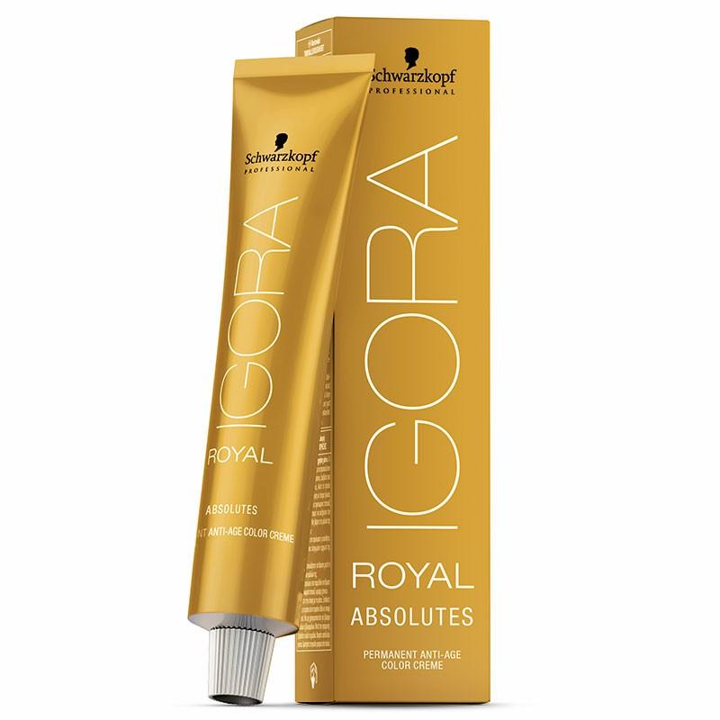 Schwarzkopf Igora Royal Absolutes 60ml Salons Direct