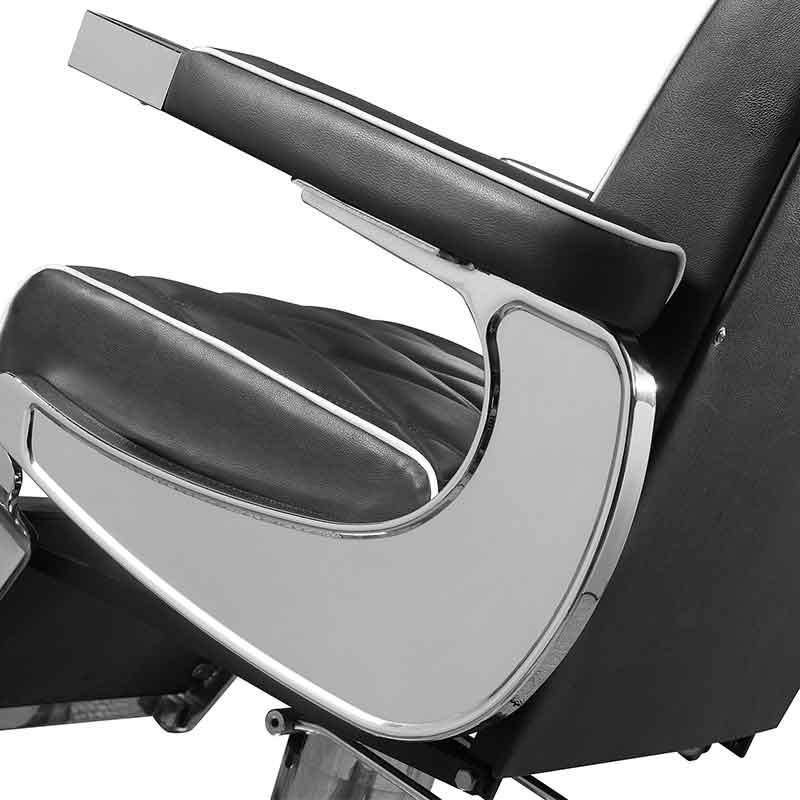 Lotus Eastwood Check Pattern Barber Chair Salons Direct