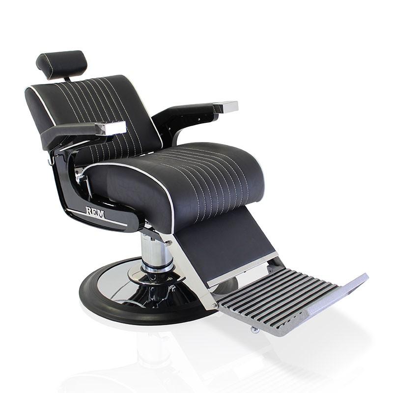 Rem Voyager Barber Chair Black Only Salons Direct