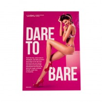 Waxu Showcard Dare To Bare