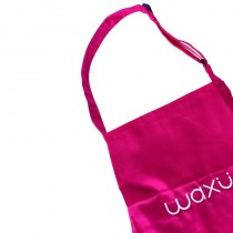 Waxu Hot Pink Therapists Apron