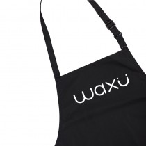Waxu Wipe Clean Wax Apron Black