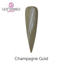 Glitterbels Acrylic Powder 28g Champagne Gold