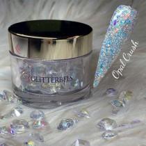 Glitterbels Acrylic Powder 28g Opal Crush